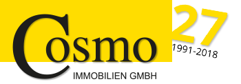 Logo Cosmo Immobilien